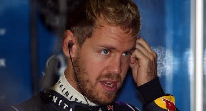 Vettel, AP