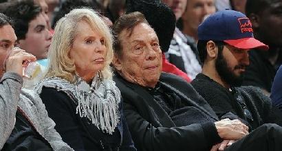 Nba: boss dei Clippers accusato di razzismo