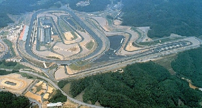 MotoGP: allarme tifone a Motegi