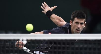 Atp Parigi Bercy: Berdych ko, la finale è Djokovic-Raonic
