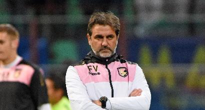 Il Palermo esonera Ballardini, squadra affidata a Schelotto e Viviani