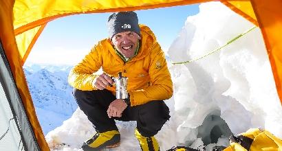 Alpinismo: impresa storica di Simone Moro
