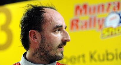 "Kubica: ""Mi manca la Formula 1, mi piacerebbe tornare"""