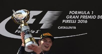 """F1, Verstappen: """"Papà è stato la mia ispirazione"""""""