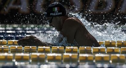 Nuoto, Trofeo Settecolli: Pizzini ottimo secondo  nei 200 rana