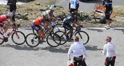 Ciclismo, Pozzovivo sarà il gregario di Nibali<br />