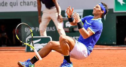 Tennis, al Roland Garros una statua per Nadal