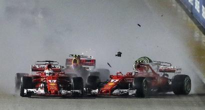 F1, Max e Jos Verstappen contro Vettel