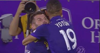 MLS: primo gol per Nocerino
