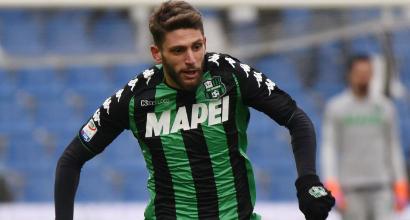 Serie A, Giudice sportivo: Berardi e Marusic squalificati due giornate