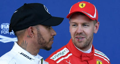 Hamilton-Vettel, AFP