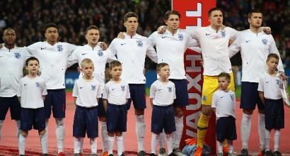 Russia 2018, i convocati dell'Inghilterra: sorpresa Alexander-Arnold