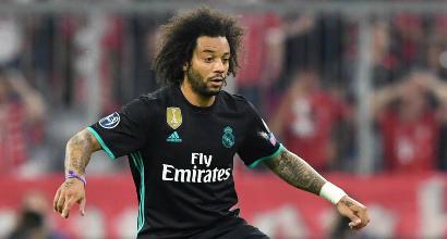 """Real, Marcelo chiama Neymar: """"CR7 non è il padrone del club"""""""