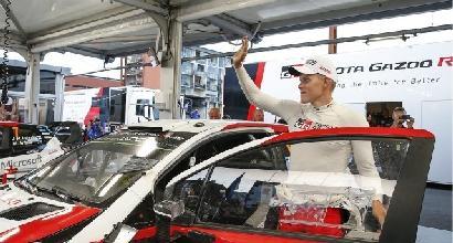 Rally, Tanak vince in Finlandia