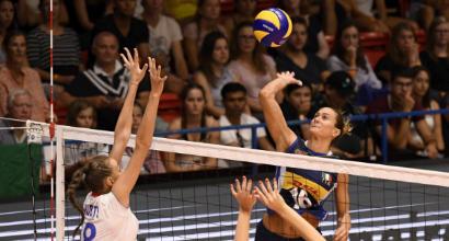 Volley, Mondiali donne: Azzurre a Osaka
