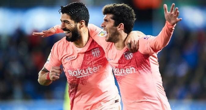 Liga, il Barcellona vede il titolo