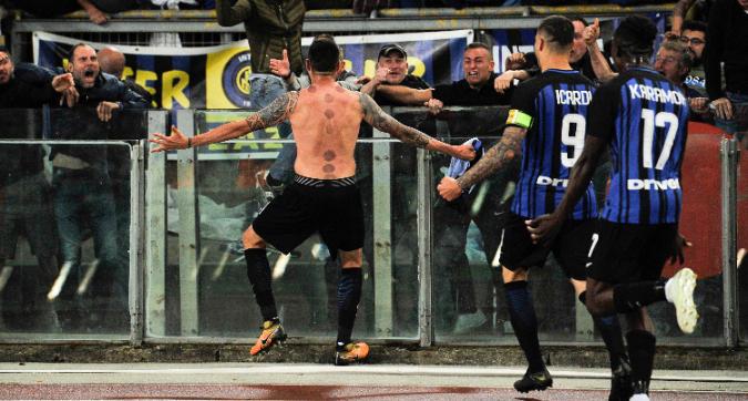 Dalla Lazio all'Empoli: Inter all'ultimo respiro