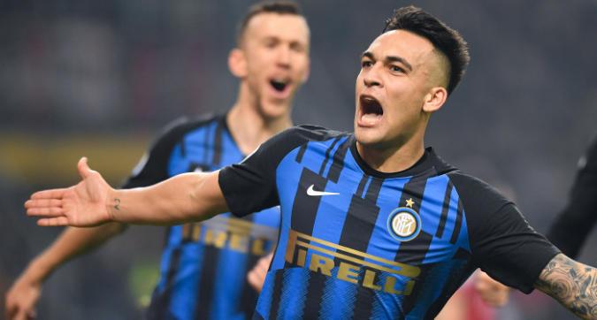 """Inter, Lautaro Martinez: """"Iniziai da difensore, ora mi ispiro a Falcao"""""""
