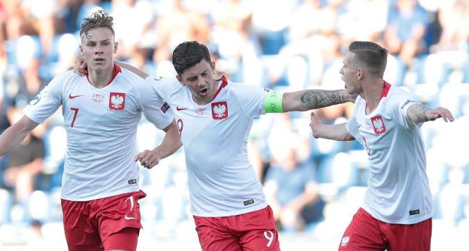 Europei Under 21: colpo Polonia, Belgio battuto in rimonta