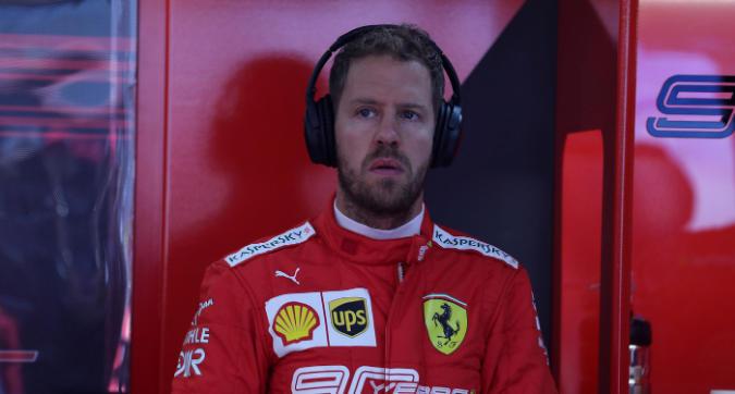 """F1 Francia, Vettel: """"Non abbiamo il passo per battere le Mercedes"""""""