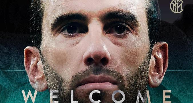 Inter, Diego Godin è ufficiale