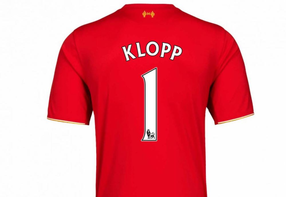 Liverpool è già pazza di Juergen Klopp