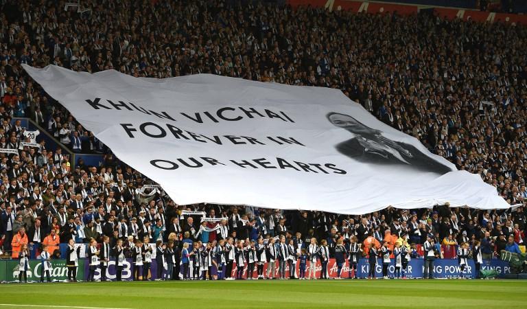 Leicester, emozioni e brividi al King Power Stadium