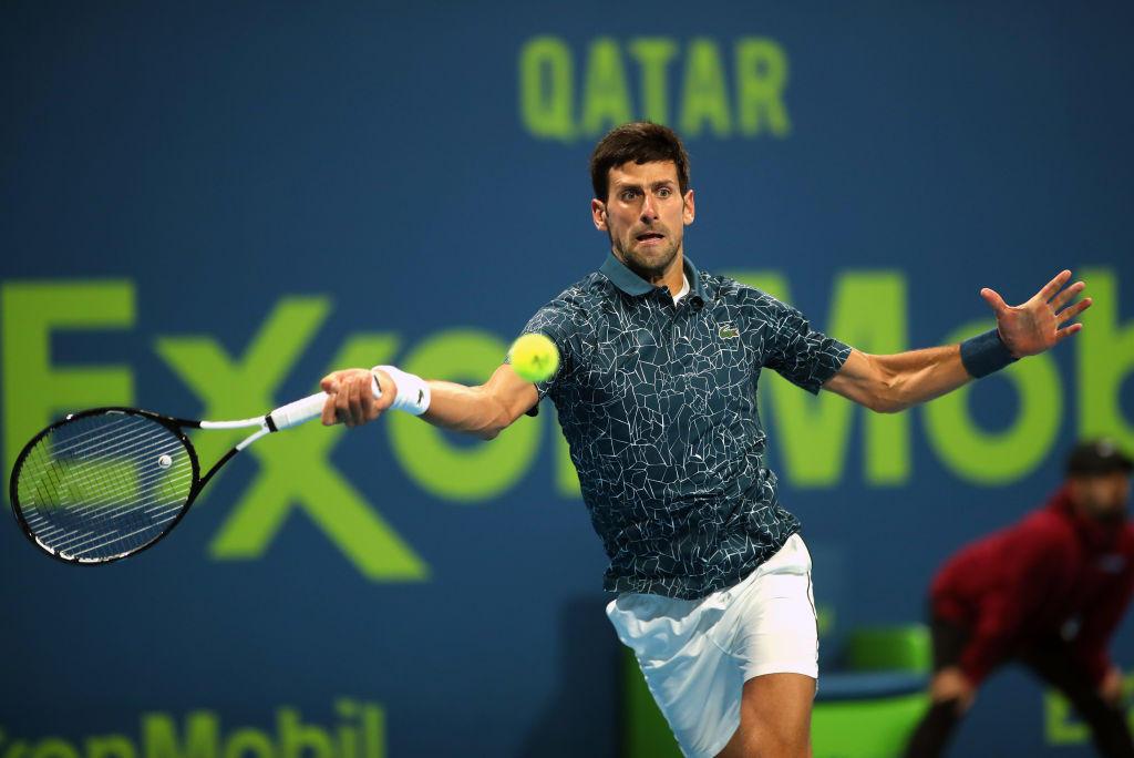Tennis Doha 2021