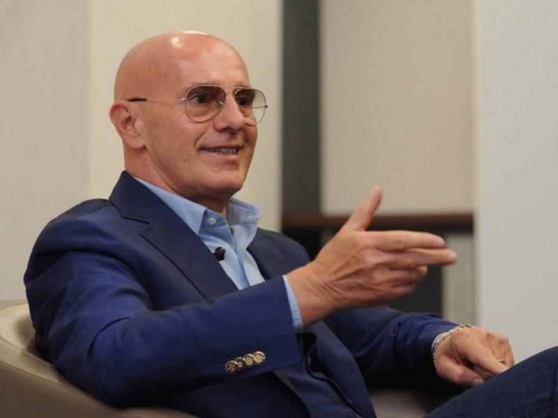 Arrigo Sacchi - 2011