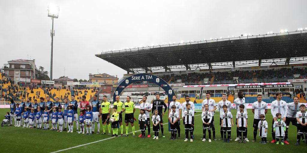 Gol e spettacolo al Tardini, Quagliarella firma una doppietta ed è sempre più Re dei bomber, tra Parma e Sampdoria finisce 3-3.