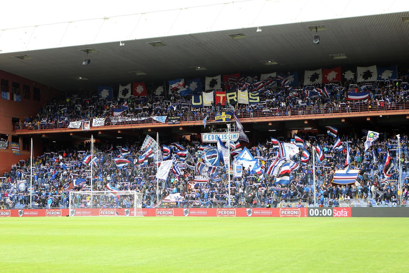 Sampdoria-Empoli, il film della partita