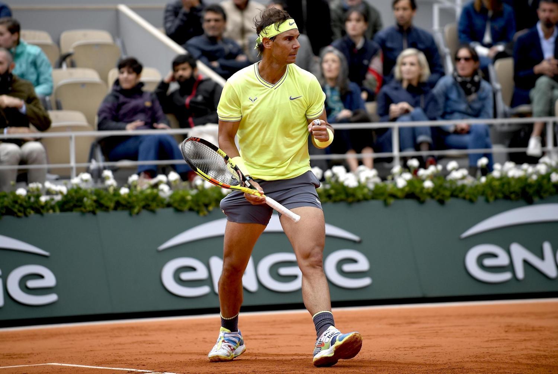 Roland Garros, Nadal piega Federer e vola in finale