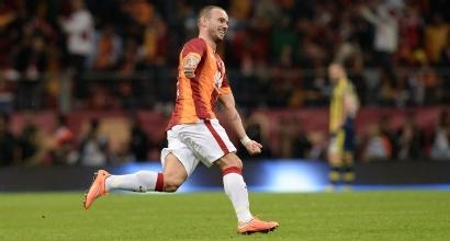 """Sneijder, l'agente gela la Juve: """"Servono 20 milioni e il Gala non vuole venderlo"""" - Mercato"""