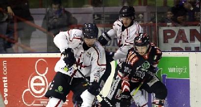 Hockey su ghiaccio: trionfo Renon, la Coppa Italia è sua