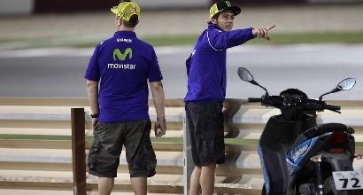 Rossi con Uccio, foto IPP