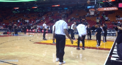 Nba, Heat Vs Trailblazers: Miami dà spettacolo nella Triple A Arena