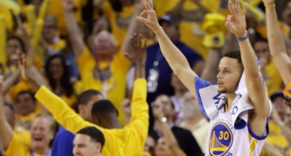 Nba, playoff: Thunder stesi, i Warriors sono vivi