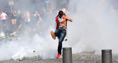 Euro 2016, scontri anche a Nizza. Oggi paura per Turchia-Croazia