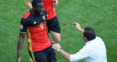 Euro 2016, Belgio-Irlanda 3-0: Italia aritmeticamente prima del girone