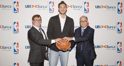 Ubi Banca diventa la prima official banking partner di Nba in Italia