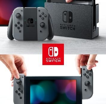 Nintendo Switch in anteprima a Milano!