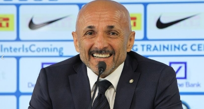 Spalletti, foto inter.it