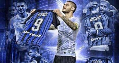 Inter, il 2017 di Icardi è tutto nella tripletta nel derby