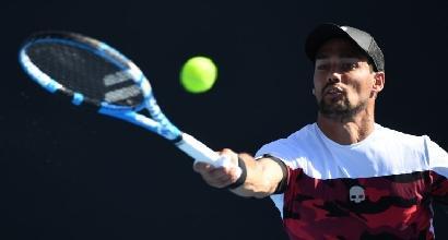 Australian Open, Fognini vola al terzo turno. Gasquet elimina Sonego, fuori anche la Giorgi