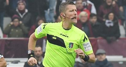 Serie A, arbitri: Orsato dirigerà Inter-Napoli