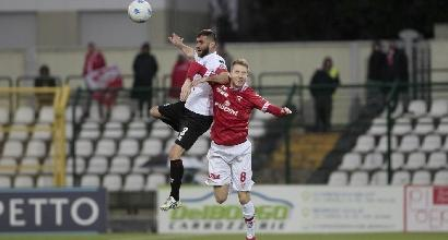 Brescia-Entella 0-0, Pro Vercelli-Perugia 0-2: Avellino al quintultimo posto