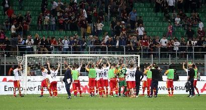 Il Benevento è ufficialmente retrocesso in Serie B