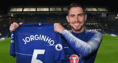 Chelsea, Jorginho è ufficiale