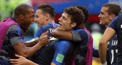 Mondiali 2018: di Pavard contro l'Argentina il gol più bello
