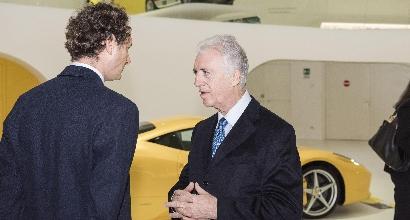 """Elkann: """"Per la Ferrari è fondamentale vincere con stile"""""""